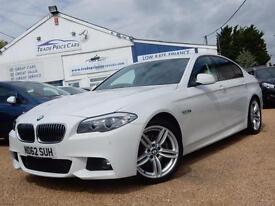 2012 62 BMW 5 Series 2.0 520d M Sport 4dr - RAC DEALER