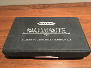 Suzuki Bluesmaster Harmonicas (Set of 6)