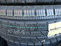 New Continental Truck tires