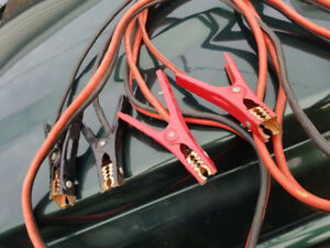 16 foot 4ga booster cables