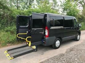 2012 Peugeot Boxer BOXER 333 L1H1 HDI WHEELCHAIR ACCESSIBLE VEHICLE 6 door Wh...