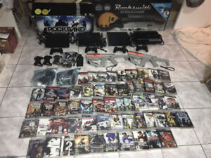 PLaystation 3 PS3 System console Games Controller ROCKBAND