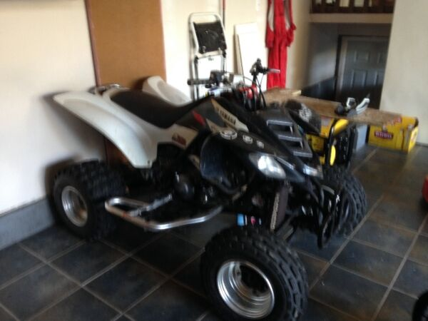Used 2001 Yamaha YFM66 : Raptor 660