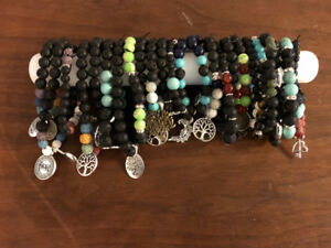 Handmade Lava Bracelets