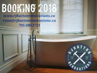 Renovation Contractor Booking 2018