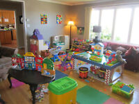 St. John's two full time daycare openings available ....