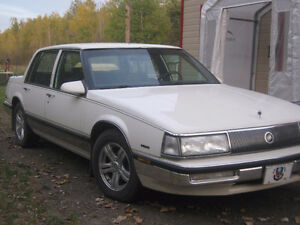 1989 Buick Park Avenue chrome Berline
