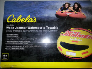 Wake Jammer Watersports Towable Floater
