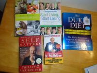 Weight loose  books   All $15 **