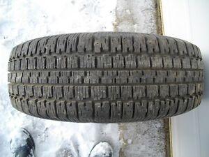 snow tires P205 75 R 14
