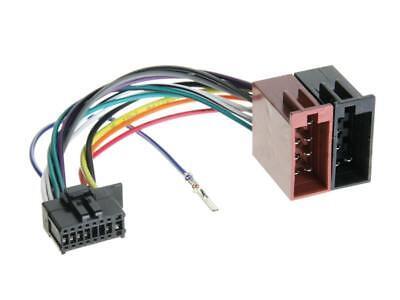 Radio adaptador para cables Pioneer para coche radios 12 polos ISO conector deh 625 R