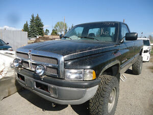 1996 DODGE RAM FOR PARTS!