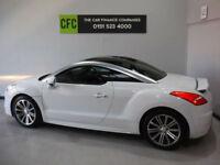 Peugeot RCZ 2.0HDi 163 Sport BUY FOR ONLY £35 A WEEK *FINANCE* £0 DEPOSIT