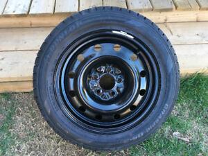 Winter tire/ pneu hiver Dunlop Graspic DS3 205/55R16