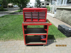 Tool box and Roller carrier