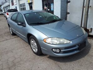 2004 Chrysler Intrepid , fully loaded and fully safetied