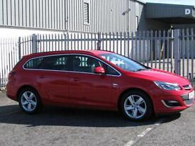 Vauxhall Astra 2.0CDTi 16v ( 165ps ) ( s/s ) Sports Tourer SRi