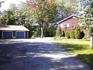 Beautiful waterfront five bedroom home near St. Stephen NB