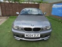 2004 BMW 3 Series 2.0 318Ci Sport 2dr