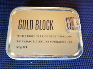 Gold Block Tin