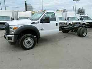 Wanted 2011-2012 Ford F550