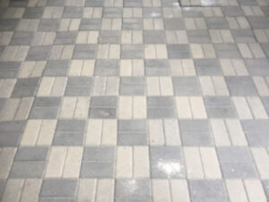 Patio bricks stones, 4x8, 500 sq. ft., on pallets ready to move