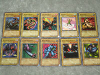 50 Yugioh Cards: Regular Monsters Pack #1