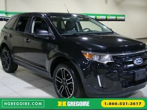 2013 Ford EDGE SEL SPORT AWD TOIT PANO NAV MAGS 20""