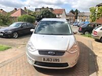 PCO registered Ford Galaxy for rent