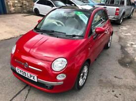 Fiat 500C 1.2 LOUNGE CONVERTIBLE++IMMACULATE!