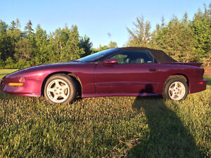 1997 Pontiac Trans Am LT1 Convertible