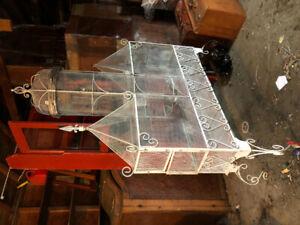 Large Antique Bird Cage