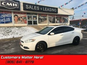 2014 Dodge Dart Limited   LEATHER, NAV, ROOF, REAR CAMERA!