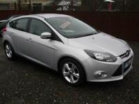 2012 Ford Focus 1.6 TDCi 115 Zetec 5dr HATCHBACK Diesel Manual