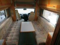 Auto Trail Cheyenne 630se 4 berth, 2 travelling seats