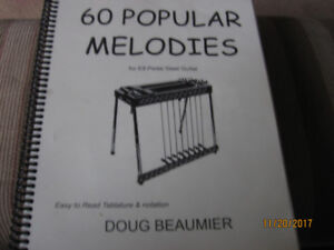 60 Popular Melodies for Steel Guitar