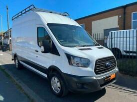 2017 17 Ford Transit 2.0 TDCI 170PS L3 H3 LWB White Turbo Euro 6 Van NO VAT