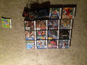 Perfect DS with case and 16 games
