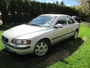 2001 Volvo S60 Sedan For Sale