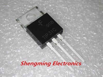 50pcs Tip31c Tip31 To-220 Transistor