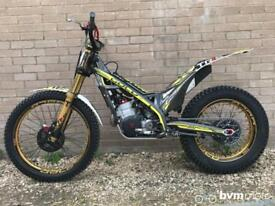 TRS One Gold Series 280 Trials Bike