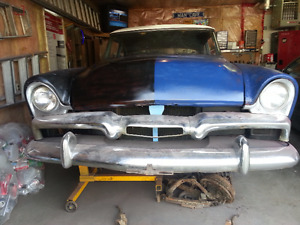 1956 Plymouth Savoy Project car