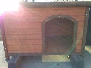 Dog house and insulation kit. $200