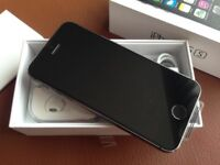 iPhone 5s on Vodafone excellent condition