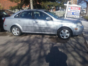 2005 Chevrolet Optra Other