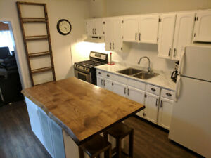 Recently Renovated 3 Bed 1 and half Bath, partly furnished