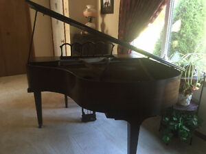 Antique Werlitzer Baby Grand Piano Kitchener / Waterloo Kitchener Area image 5