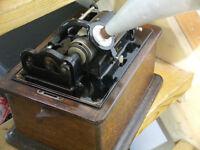 Edison Model B Phonograph in working order