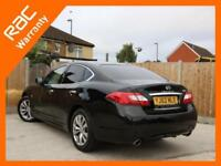 2013 Infiniti M M30d GT 3.0 Turbo Diesel 235 BHP 7 Speed Auto Sunroof Sat Nav Re