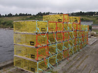 American Style Lobster Traps